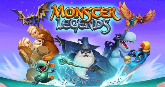 Взлом (Читы) Monster Legends для Android и iOS