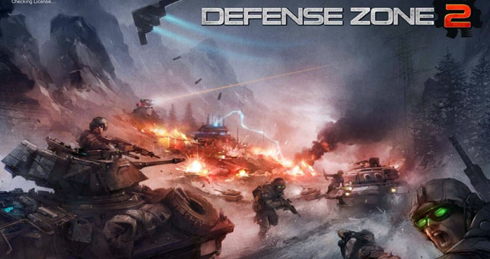 Взлом Defense zone 2 HD на Деньги для Android и iOS