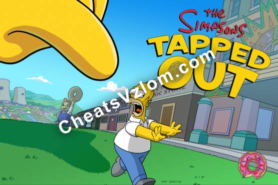 The Simpsons: Tapped Out Взлом на пончики